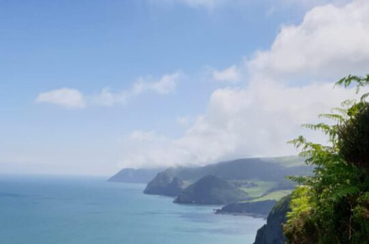 south west coast path engeland