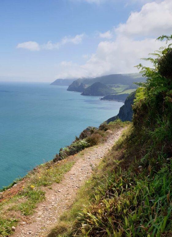 south west coast path engeland