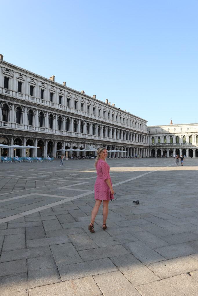 San Marco plein