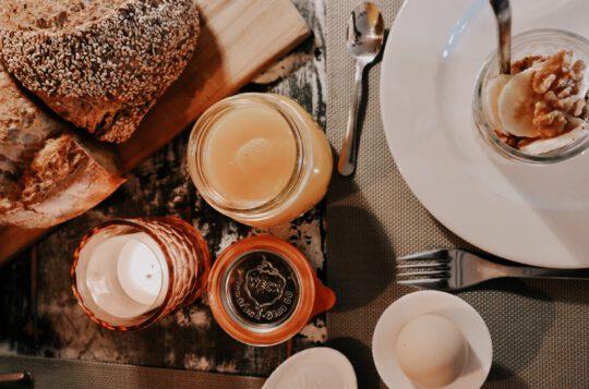 retreat ontbijt