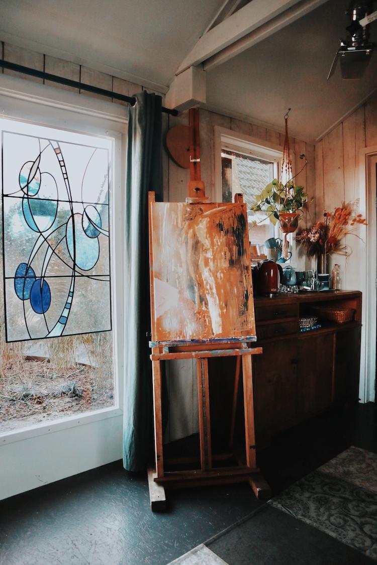 olling art inn