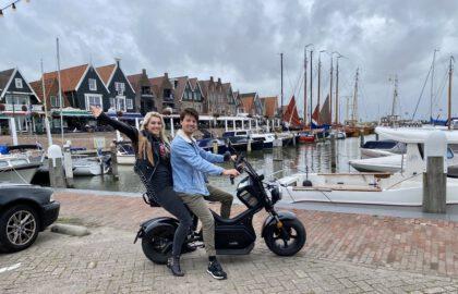 e-scooter Volendam